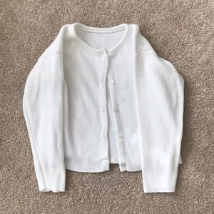 Other - White Cardigan